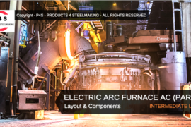 ELECTRIC ARC FURNACE AC (PART 1) Layout & Components